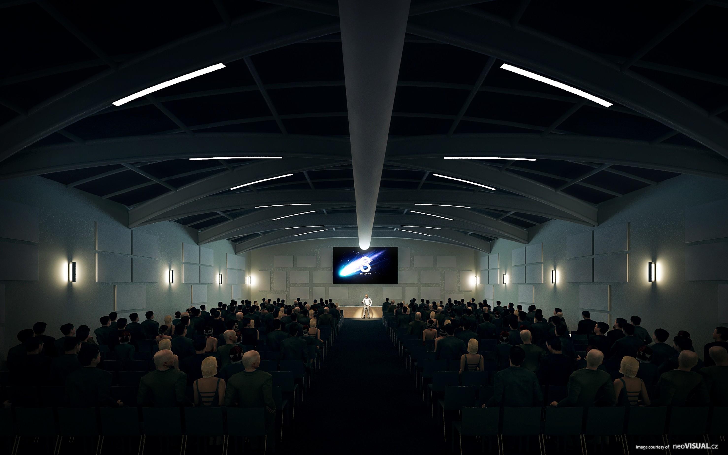 02Praha - O2 arena - Kongresová aréna