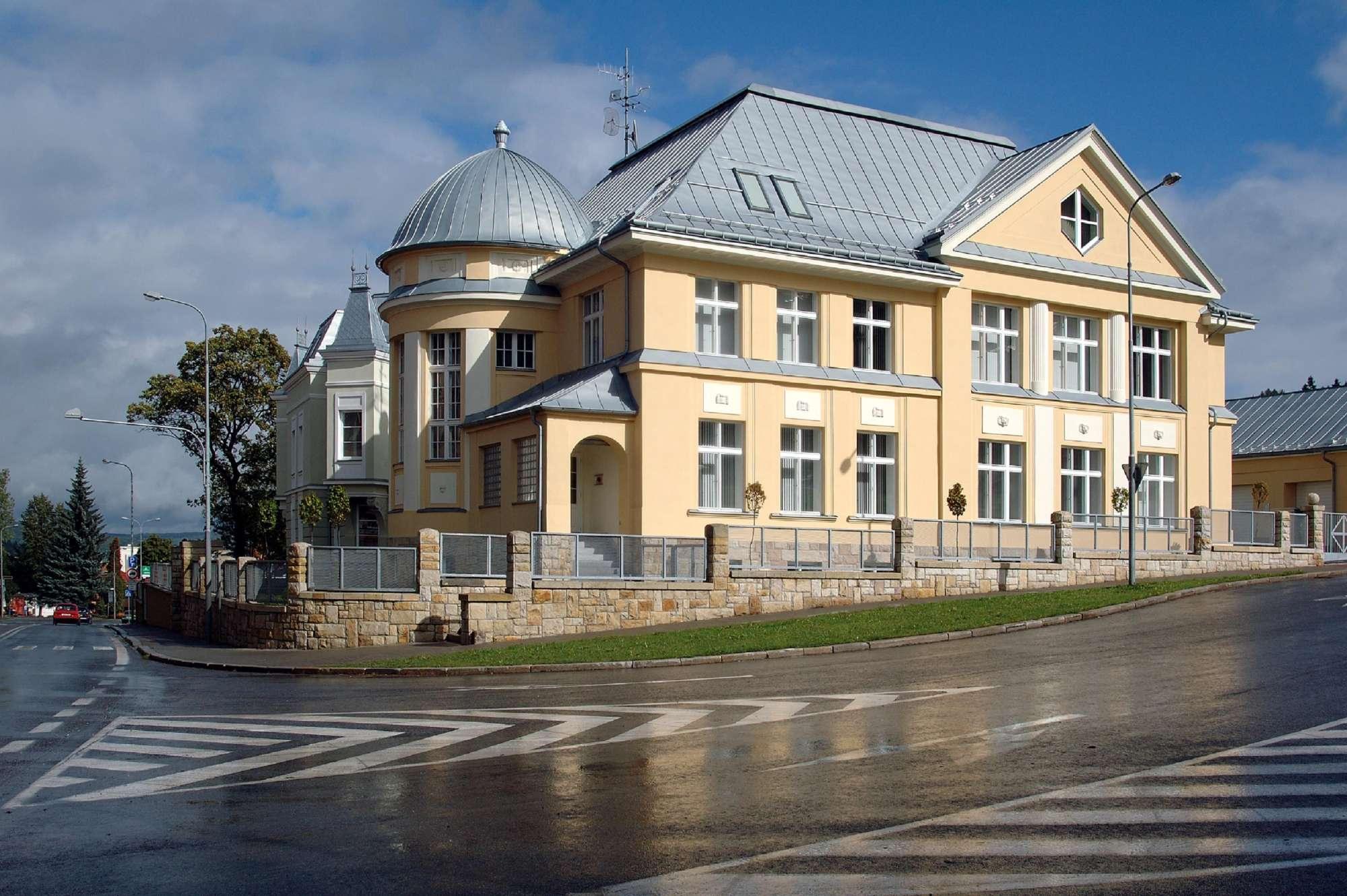 Trutnov - sídlo ATIP