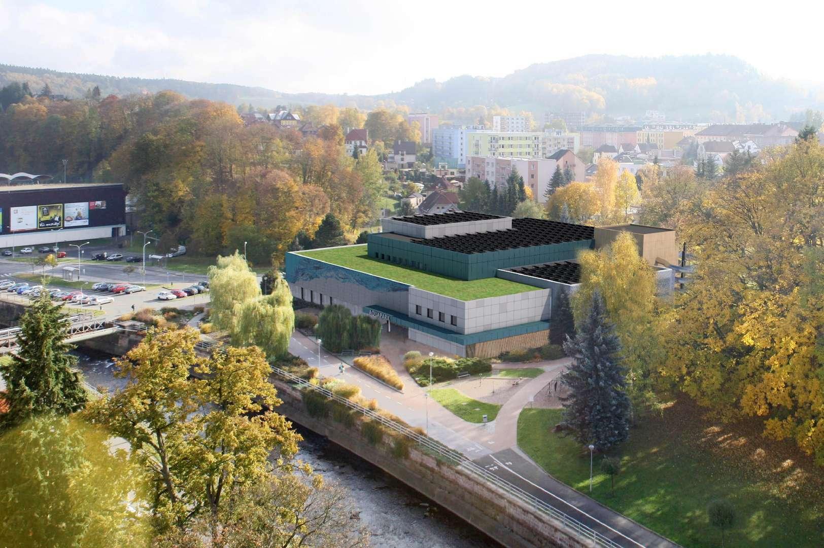 Trutnov - Krytý bazén