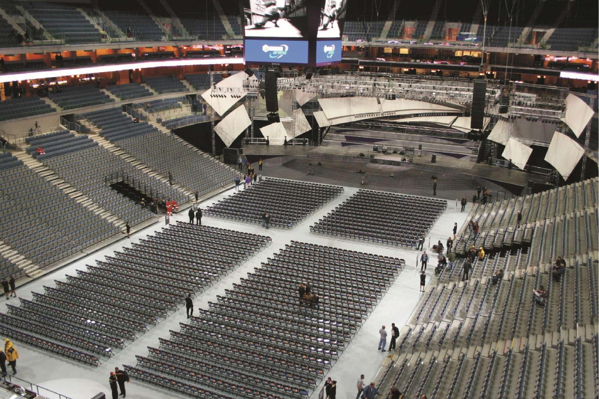 Praha - O2 arena