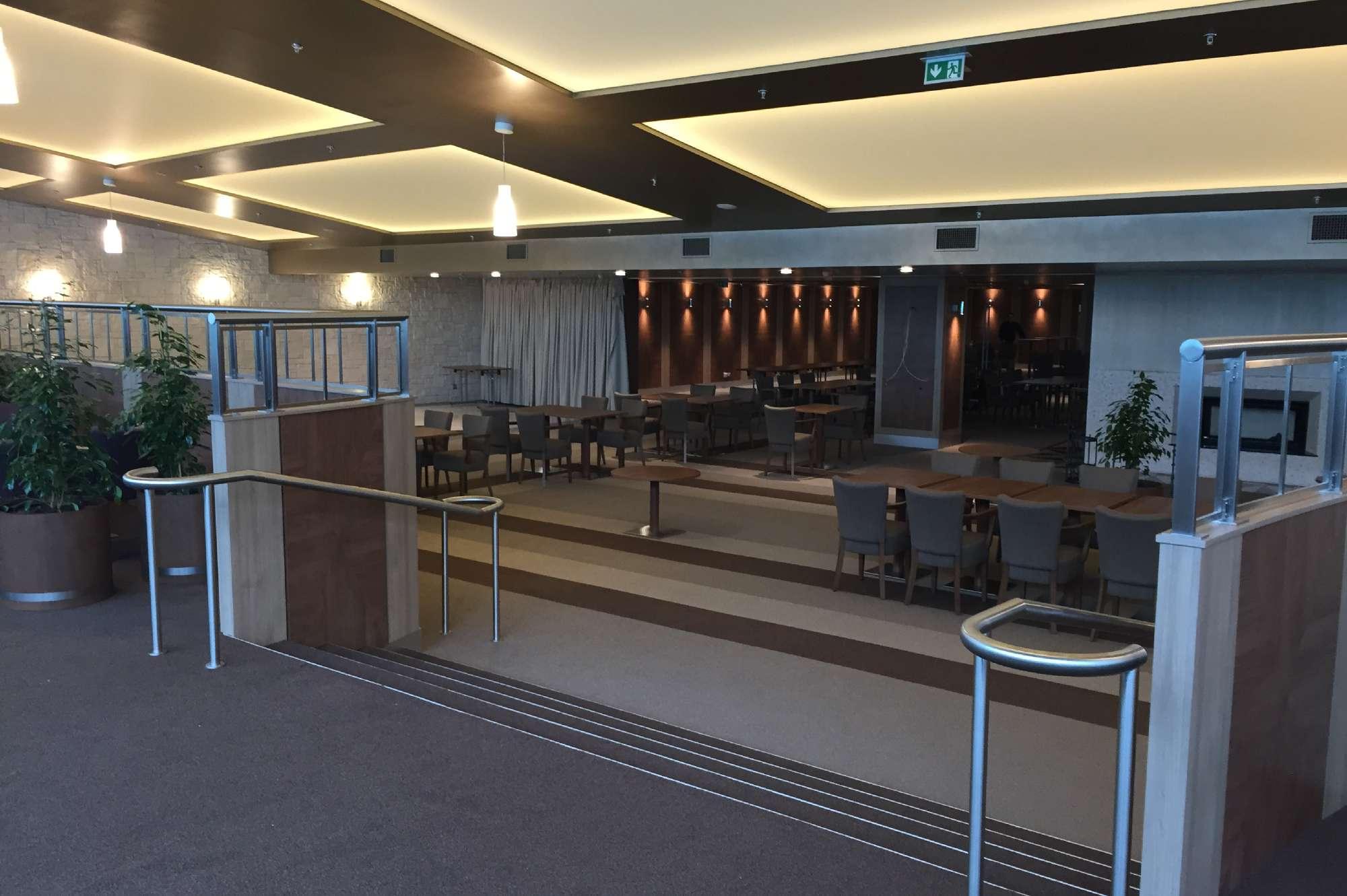 Praha - O2 arena - Premier club